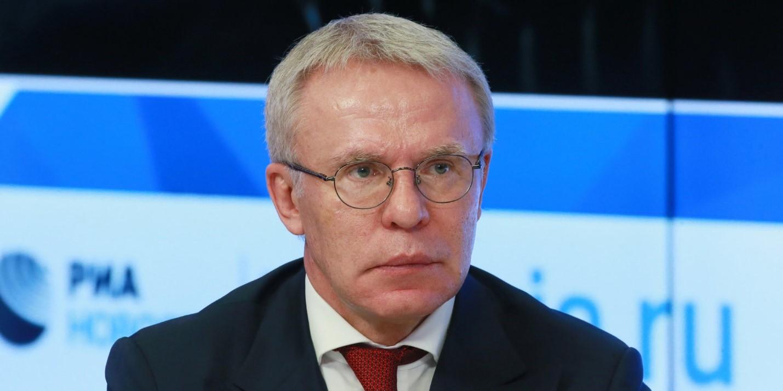 Депутат и бывший хоккеист Фетисов