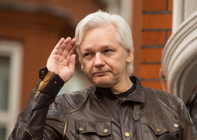 Джулиан Ассанж, основатель WikiLeaks