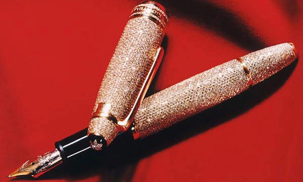 Элитная перьевая ручка