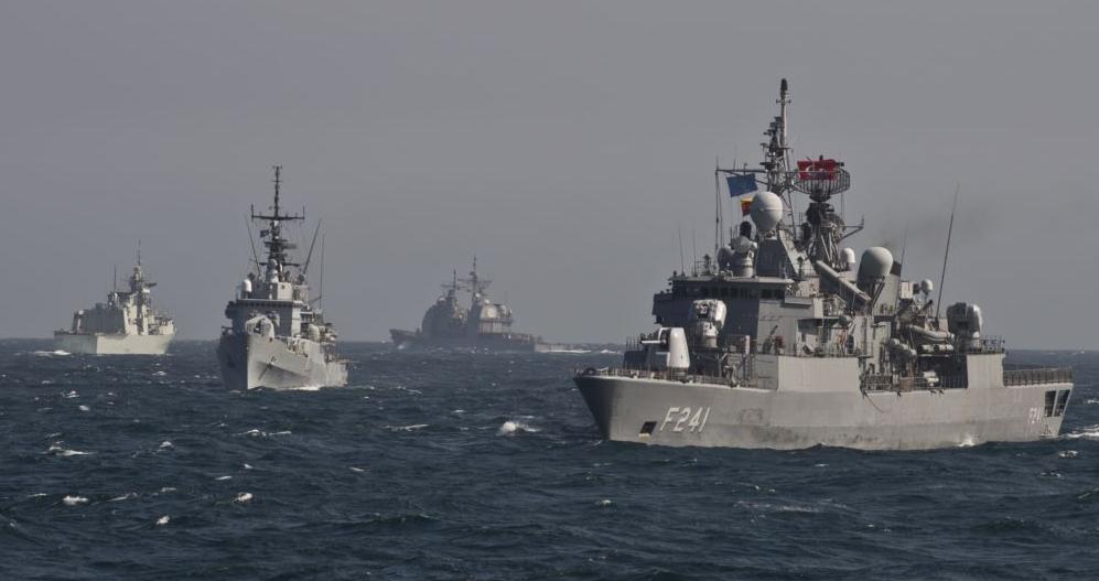Эскадра НАТО
