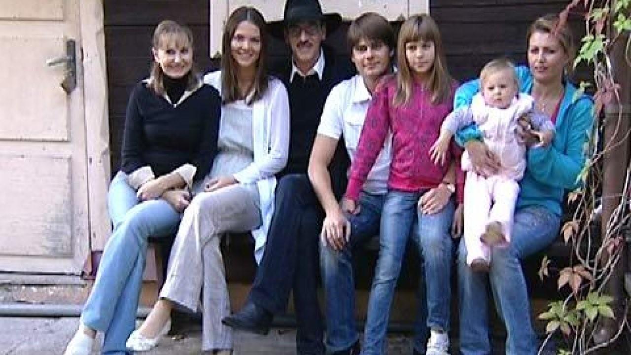 Фото семьи Боярских