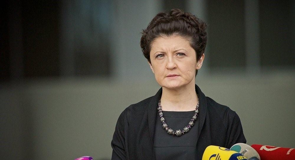 Глава Минюста Грузии Теа Цулукани