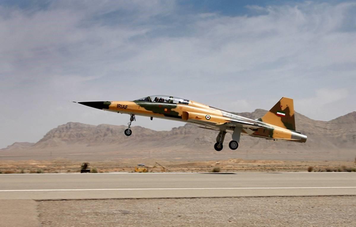 Иранский истребитель Kowsar