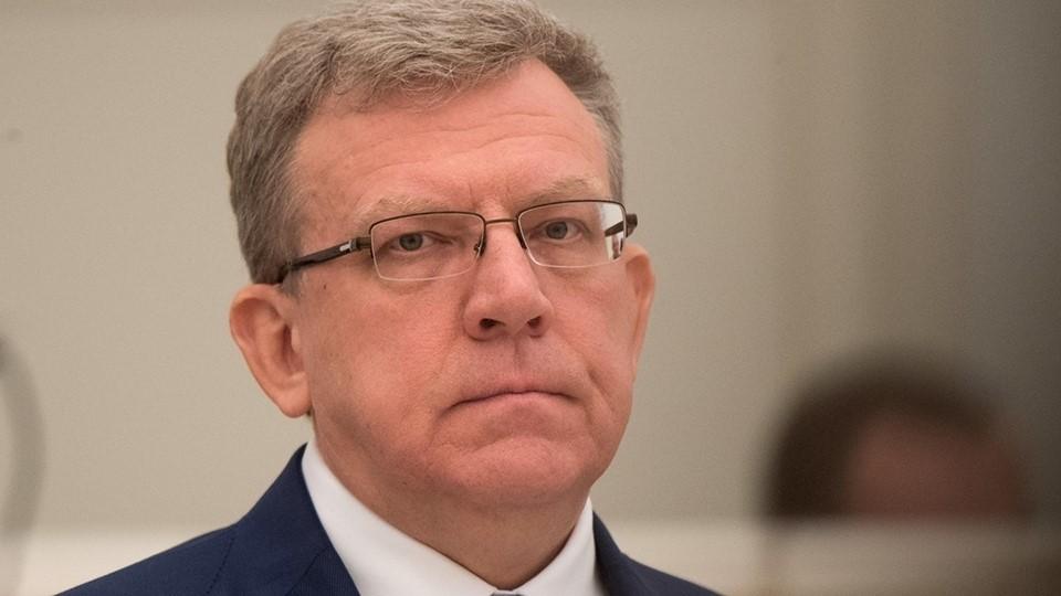 Кудрин, глава Счетной Палаты
