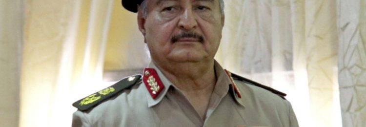 Маршал Хафтар