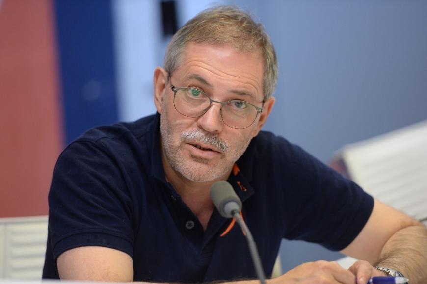 Михаил Леонтьев, ведущий телепередач