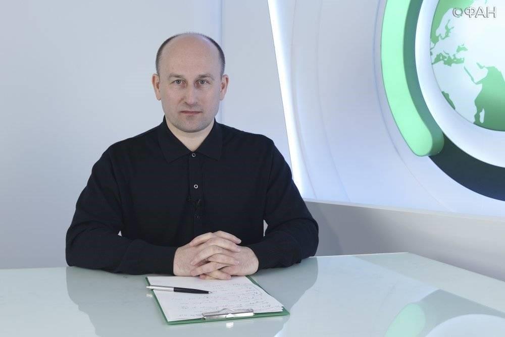 Николай Стариков в студии
