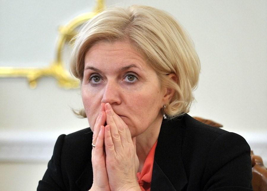 Ольга Голодец, зампредседателя РФ