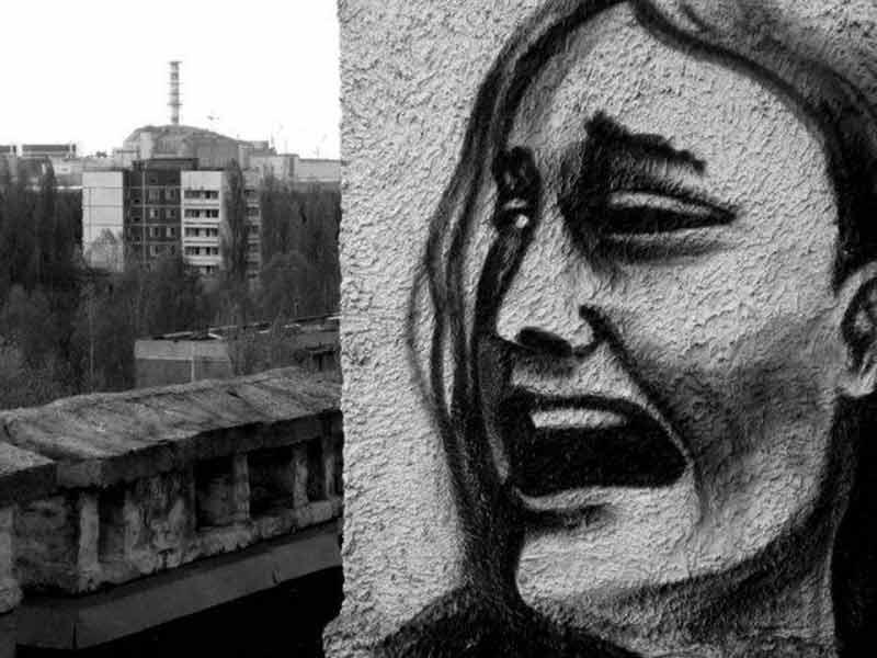 Память жертв Чернобыля