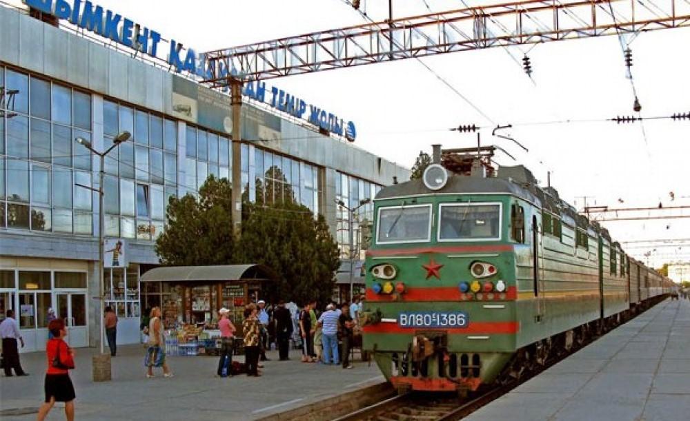 Поезд Алматы-Москва