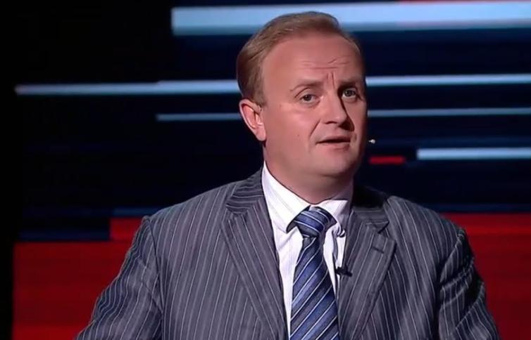 Политолог Дмитрий Некрасов
