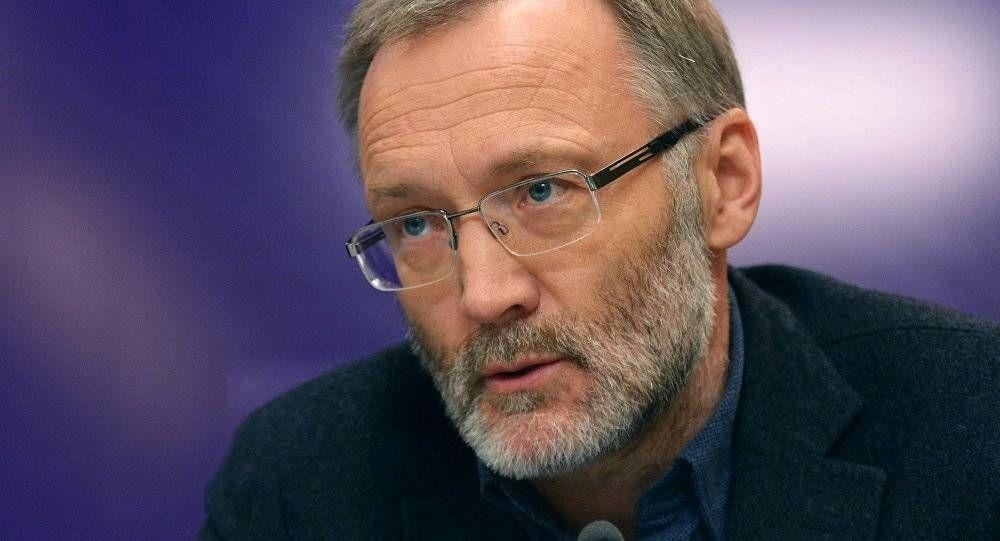 Политолог Михеев
