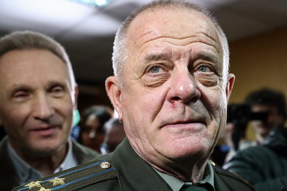 Полковник Квачков