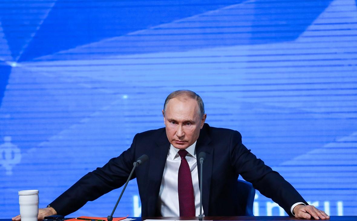 Путин недоволен отставанием России
