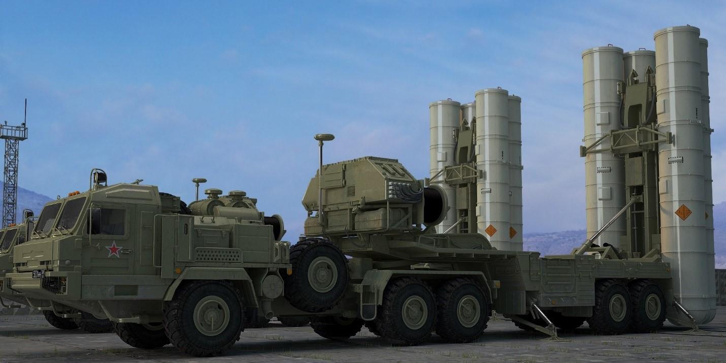 Ракетные комплексы С-500