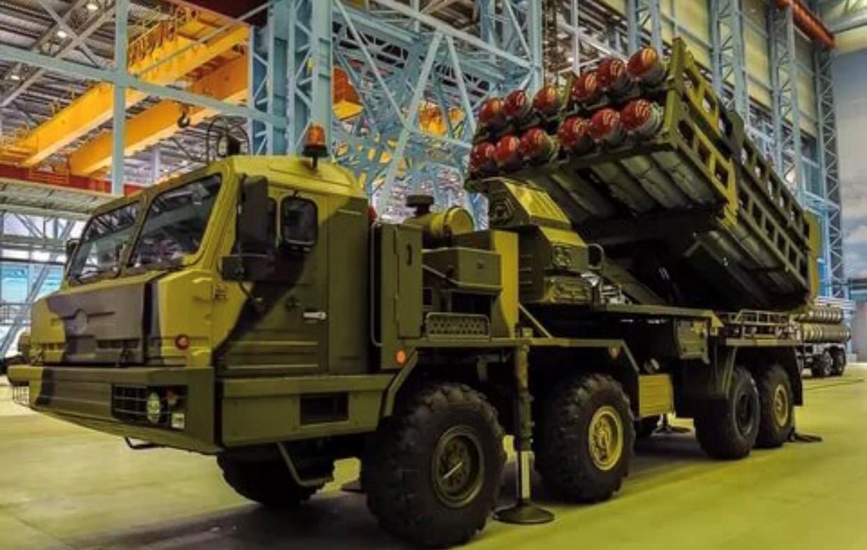 Ракетный комплекс «Витязь»