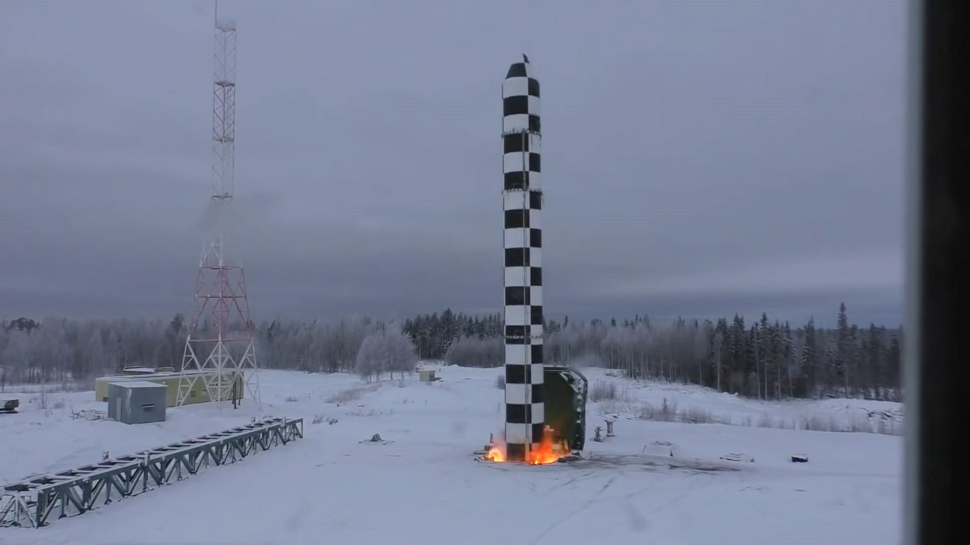 Российская ядерная МБР