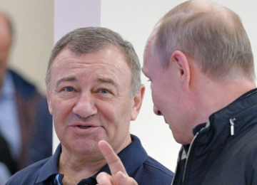 Ротенберг и Путин
