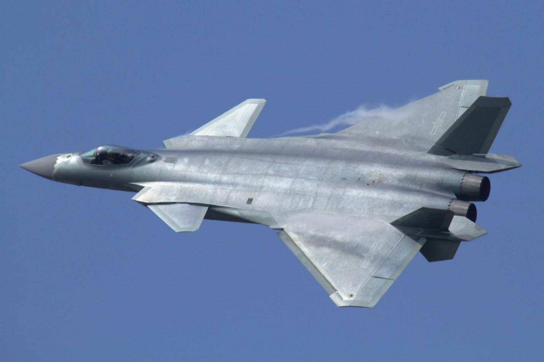 Самолет китайских ВВС