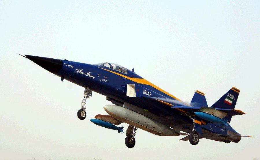 Самолет ВВС Ирана