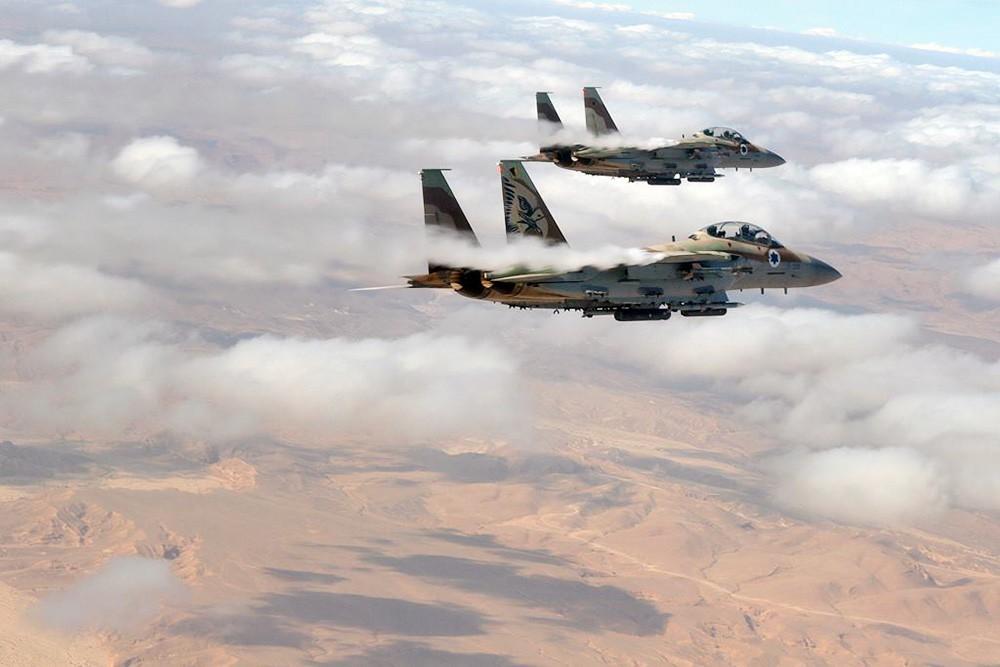 Самолеты израильских ВВС