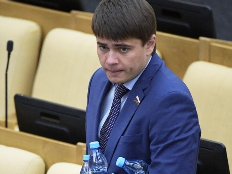 Сергей Боярский в Госдуме
