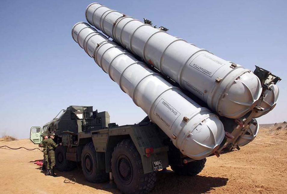 Сирийские С-300