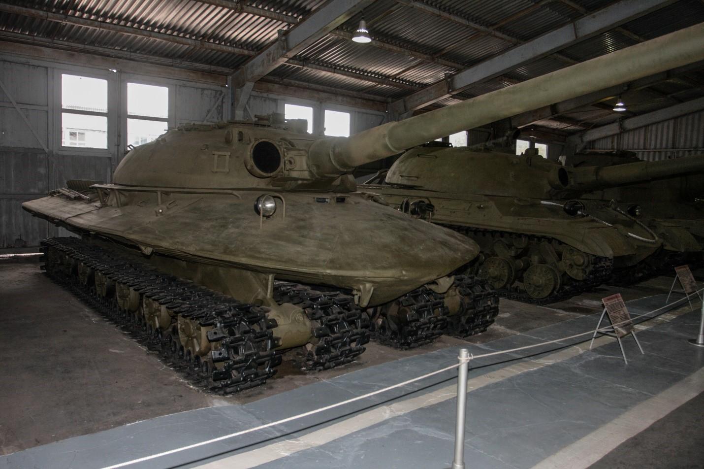 Советский танк «Объект 279»
