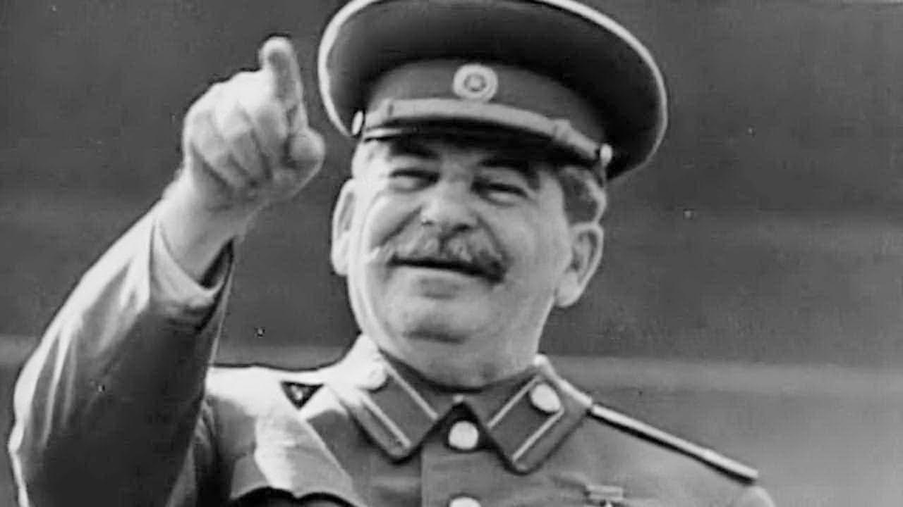 Сталин в форме