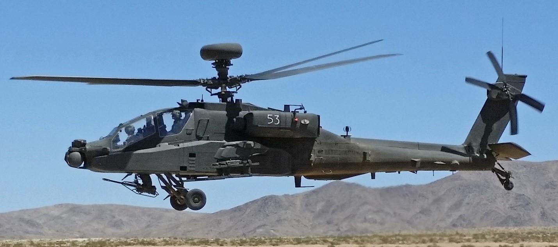 Вертолет «Апач»