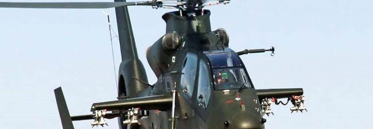 Вертолет с графеновой броней