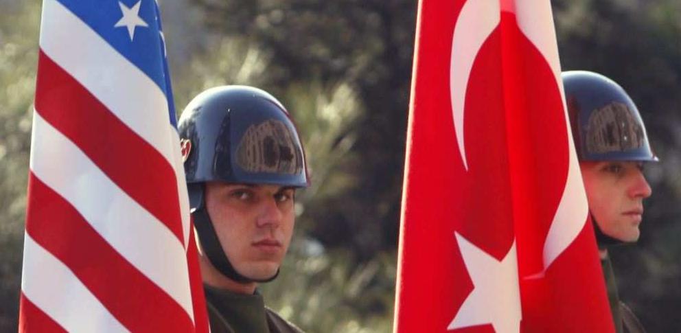 Военнослужащие США и Турции