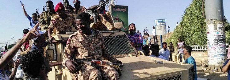Военный переворот в Судане