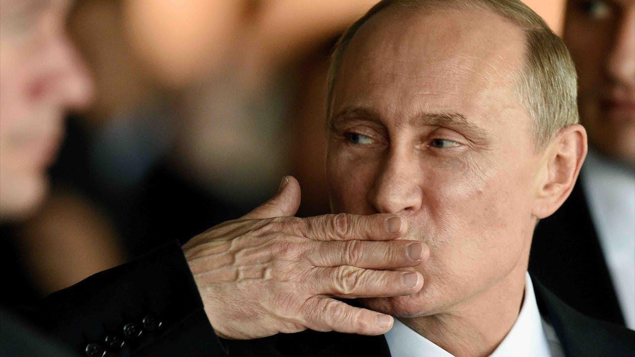 Воздушный поцелуй Путина