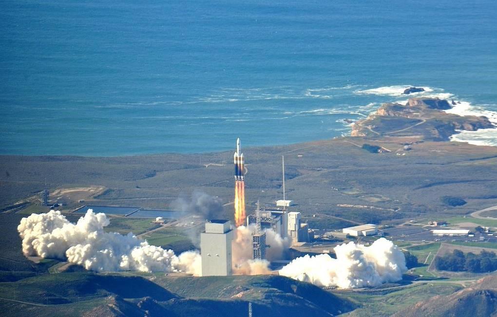 Запуск ракеты с мыса Канаверал