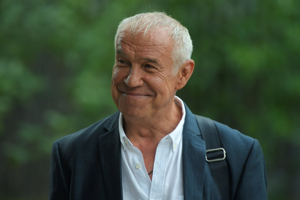 Актер Сергей Гармаш