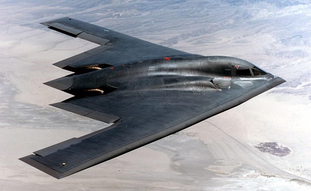 Американский бомбардировщик В-3