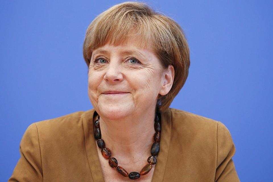 Ангел Меркель