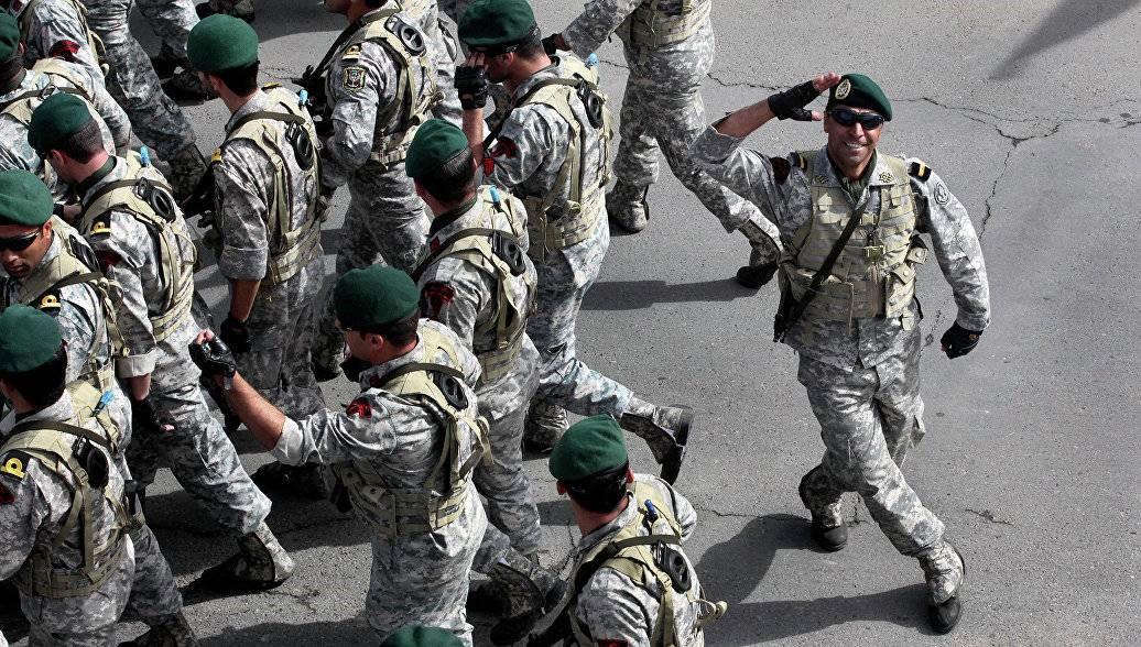 Армия Ирана