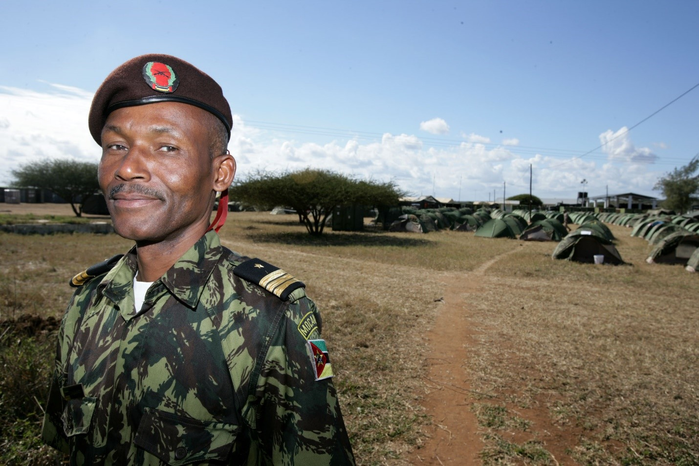 Армия Мозамбика