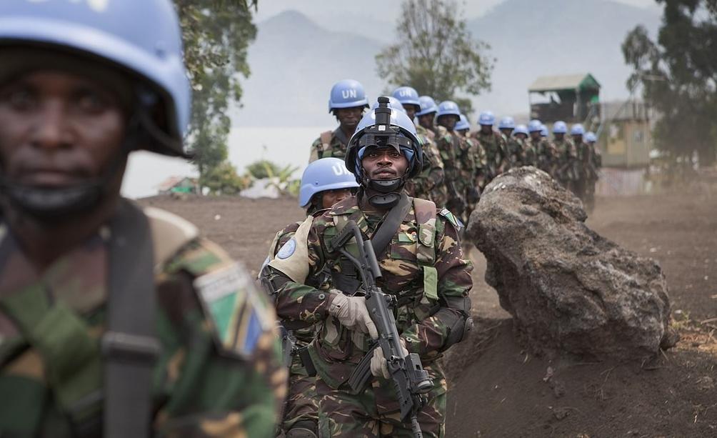 Армия Танзании