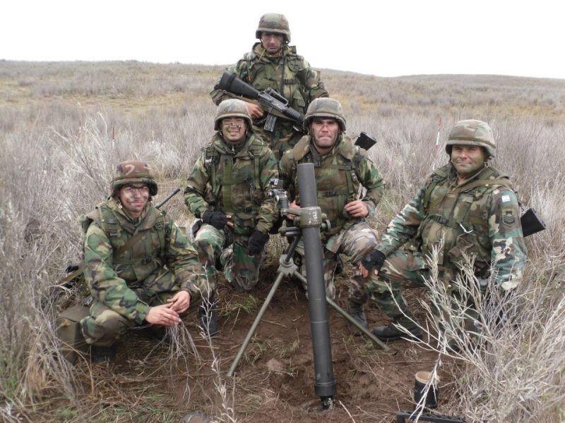 Армия Уругвая