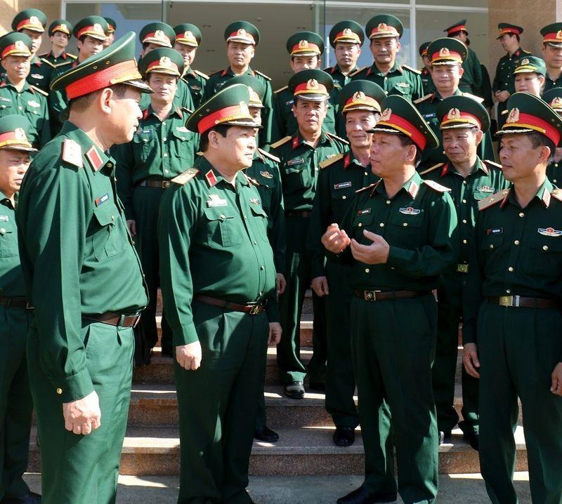 Армия Вьетнама