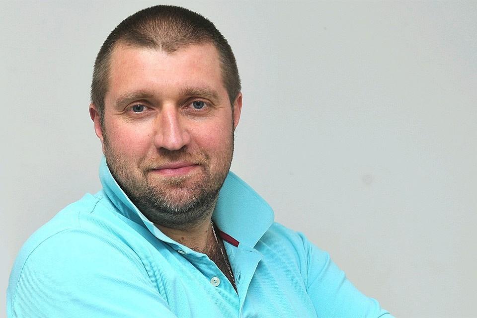 Бизнесмен Дмитрий Потапенко