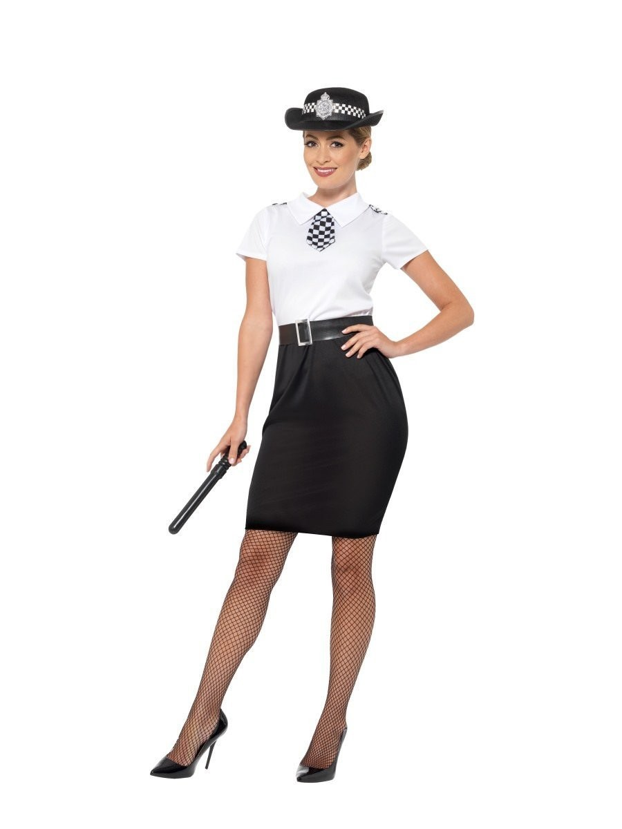Британские девушки-полицейские