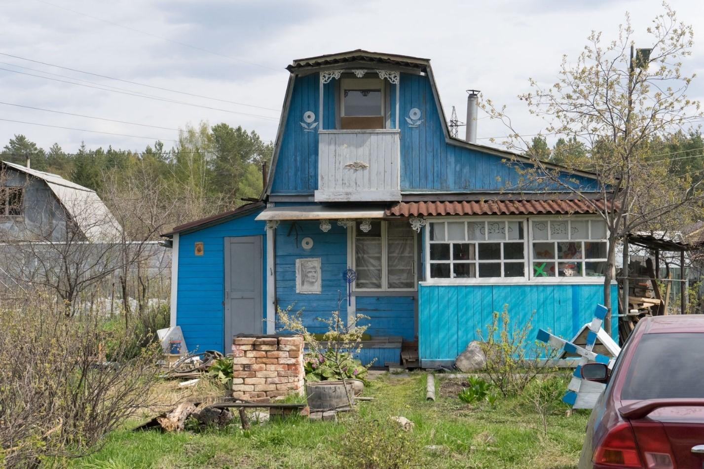 Дача в селе