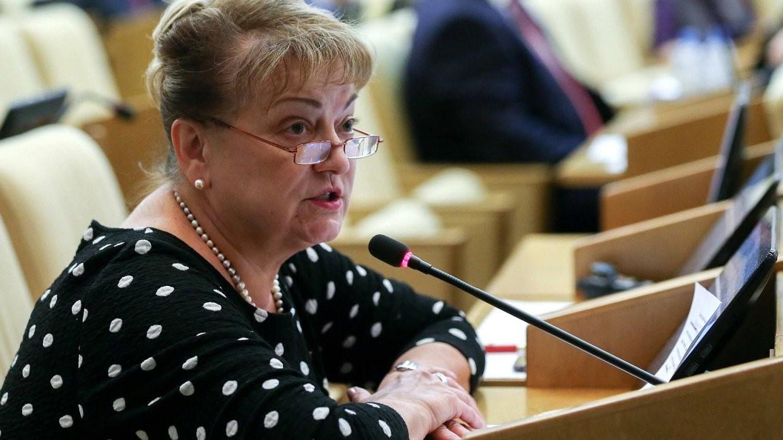 Депутат Госдумы Ольга Алимова