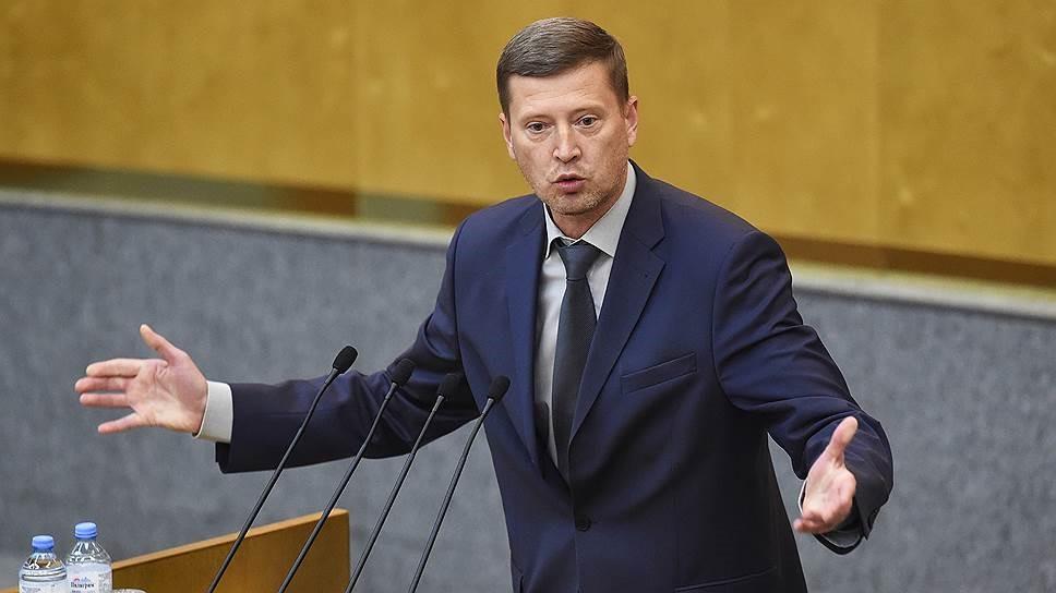 Депутат Госдумы Сергей Иванов