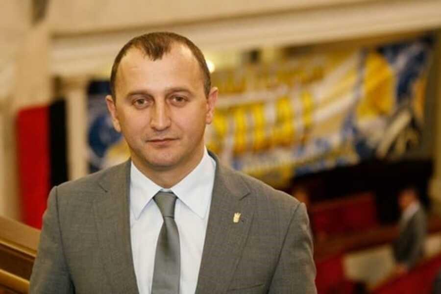 Депутат Верховной Рады Юрий Сиротюк