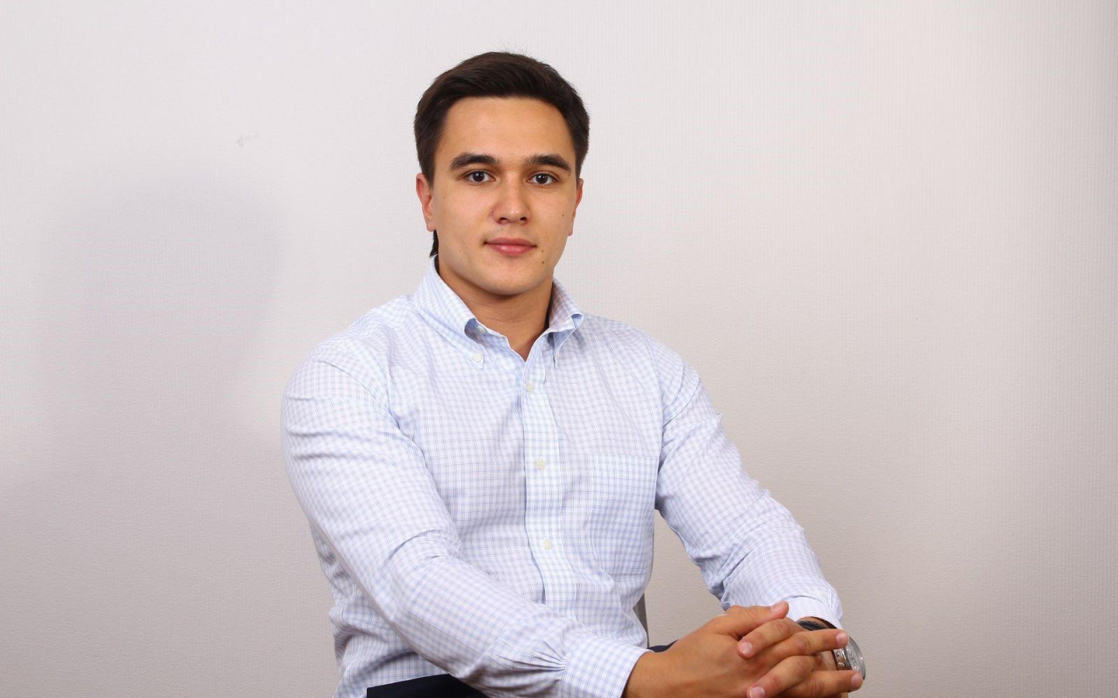 Экономист Владислав Жуковский